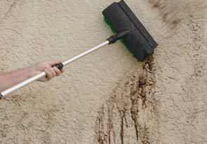 Remove mold & mildewfrom stucco